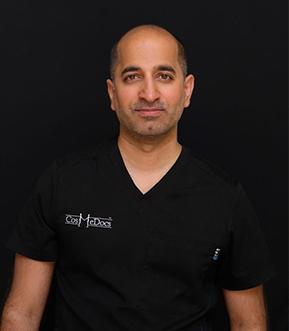 Cosmetic Physician  Dr. Aqib Bhatti