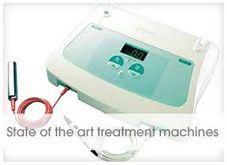 Device for Facial Thread Veins Treatment