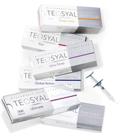 Teosyal Fillers is used different indication